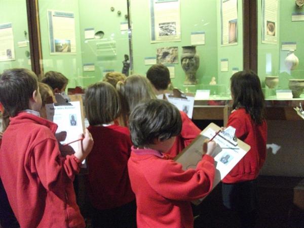 Romans in Rutland - Museum Visit