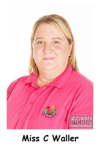 Miss C Waller - Cynorthwy-ydd Addysgu Bl 3-6
