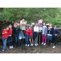 All our winners and their scarecrows