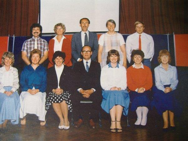 Old staff photos