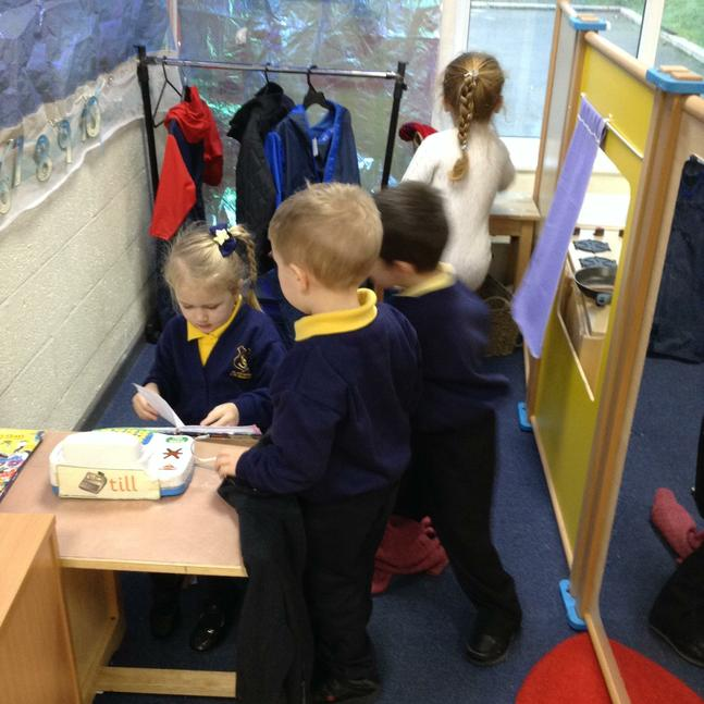 Engaging in role play