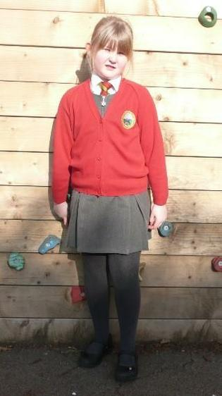 KS2 Girl School Uniform