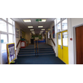 All children can access the site using the stair riser and external ramp.