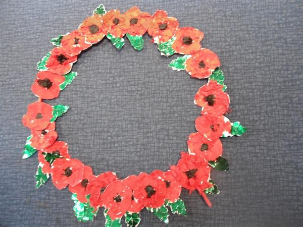 Remembrance Wreath 2013