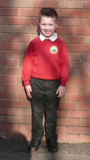 KS1 Boy School Uniform