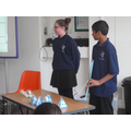 Y6 presenting their Grime Grenades for Men