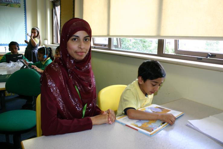 Mrs I Bibi-Teaching Assistant