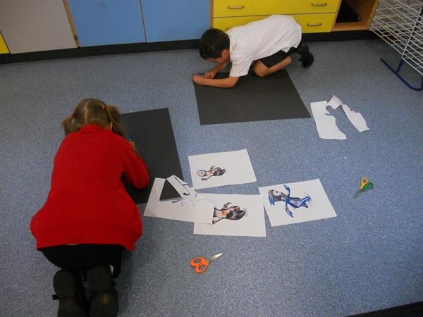 Our work on shadows