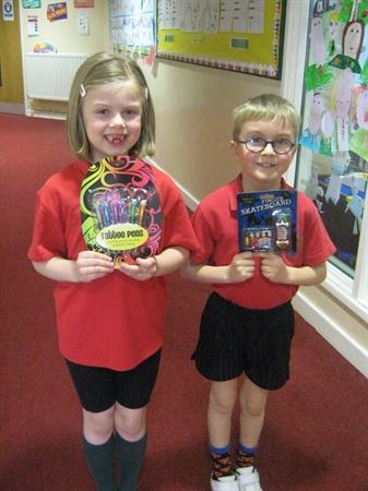 Fun Fitness Day Prize Winners!!