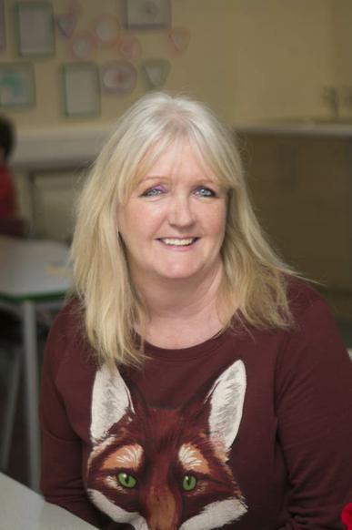 Mrs Brooks, Higher Level Support Practitioner