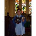 Debating Award - Isla Zalman