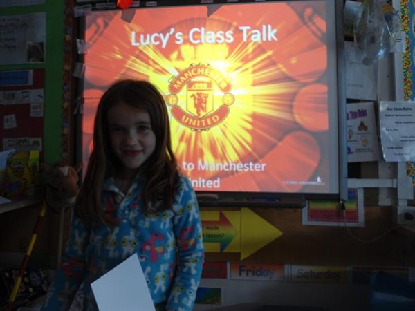 Class Talks 2014