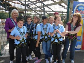 June 2014 - Planters' Sky Trail - Year 6 2