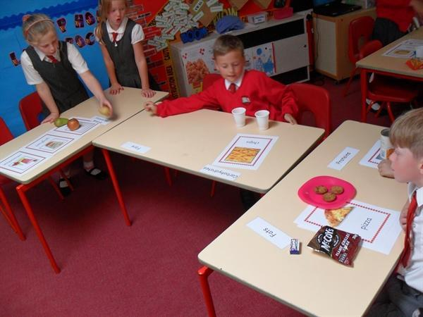 Food Groups!