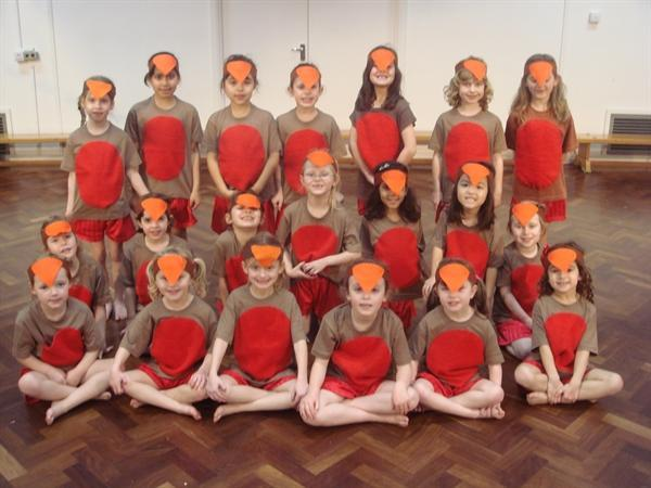 Dance Club - Autumn 2012