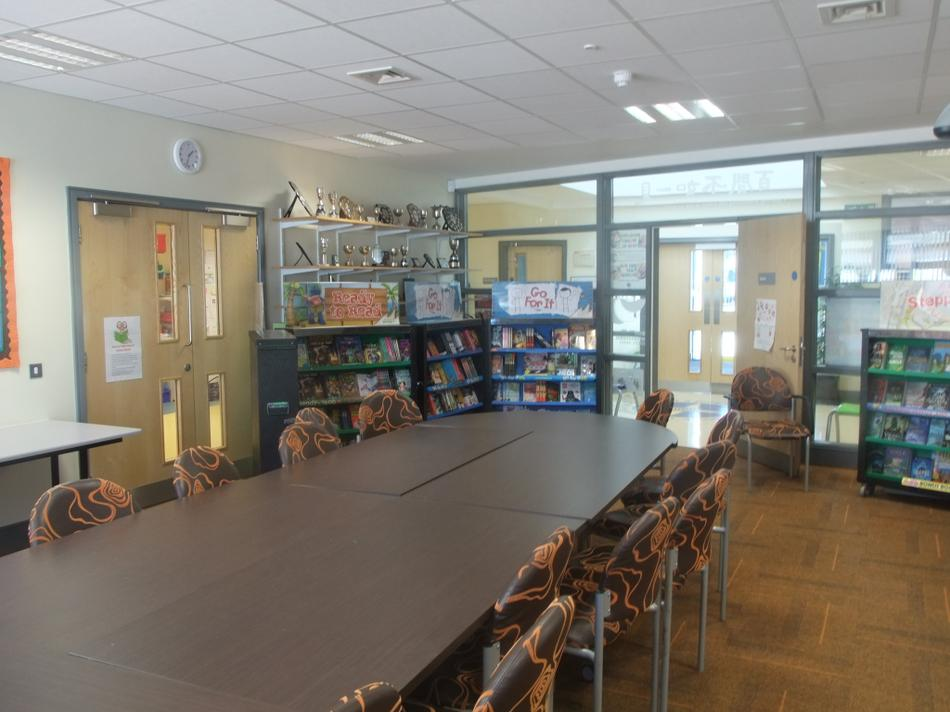 School Library and Group Room