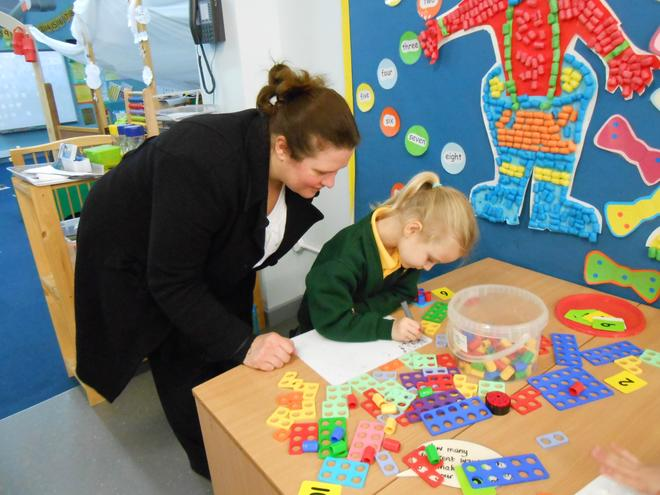learning with the Numicon