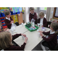 Science investigation- making ear defenders