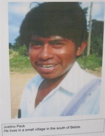 The first Fair trade farmer