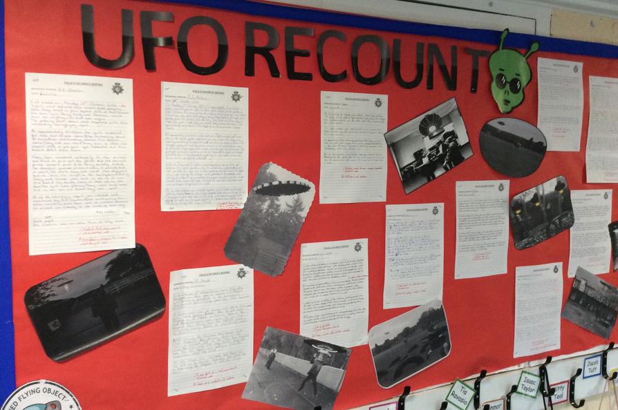 UFO Recounts Y5