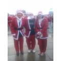 Liverpool Santa Dash 2011/12