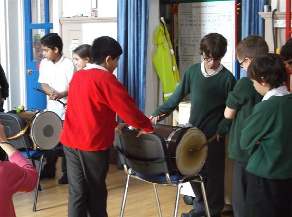 We perform to our Flore Primary visitors
