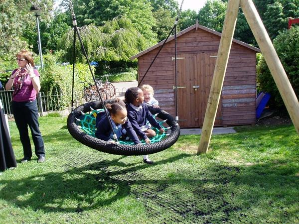 Our visit to Syon Children's Centre