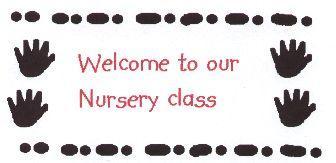 nursery banner