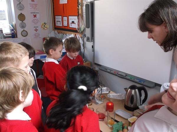 How does heat affect materials?