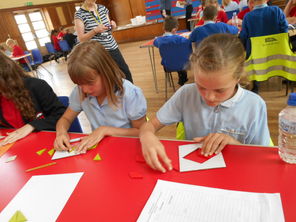 June 2014 - Higham Lane Numeracy Workshop - Year 5 3