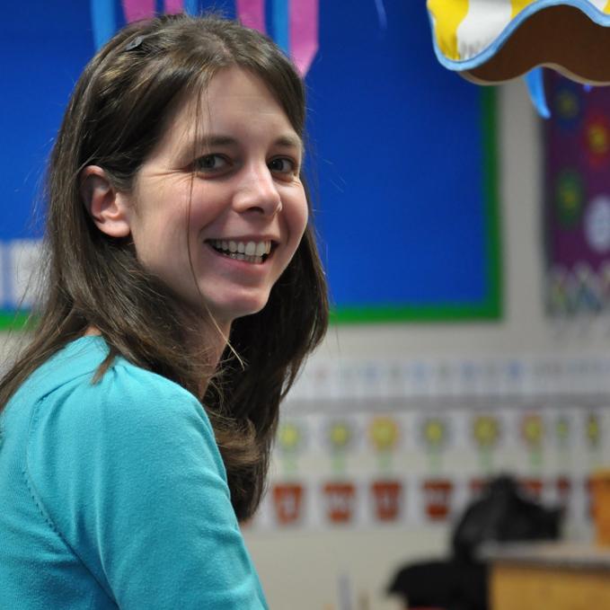 Miss Iremonger - Teaching Assistant