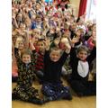 Pyjamas in assembly!