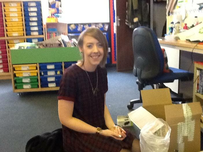 Mrs Michele Marriott- Teaching Assistant