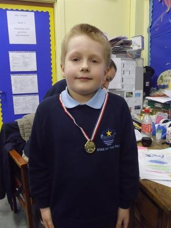 Patrick - the Boy's Winner