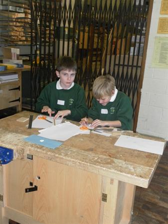 Christmas decoration making in 6Mc