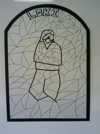 Viking Art: Loki