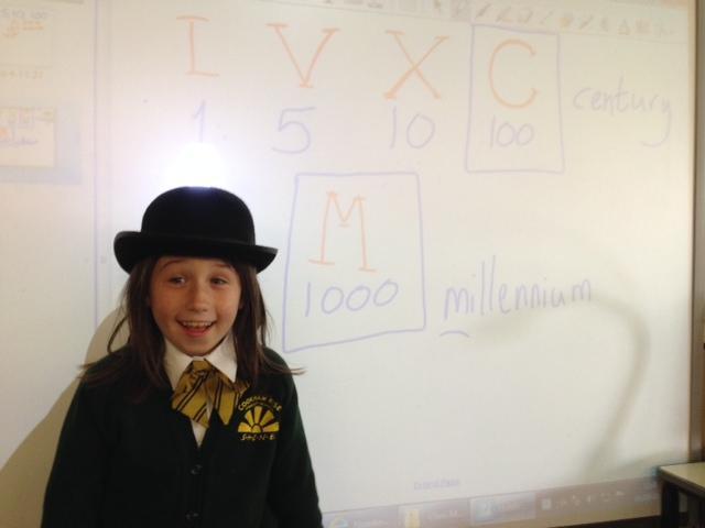 04.09.2014: Roman numerals and prefixes!