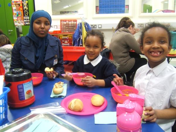 Family learning - Gardening, Cooking, First Aid