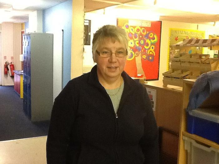 Mrs Angela Jevons- Senior Midday Supervisor
