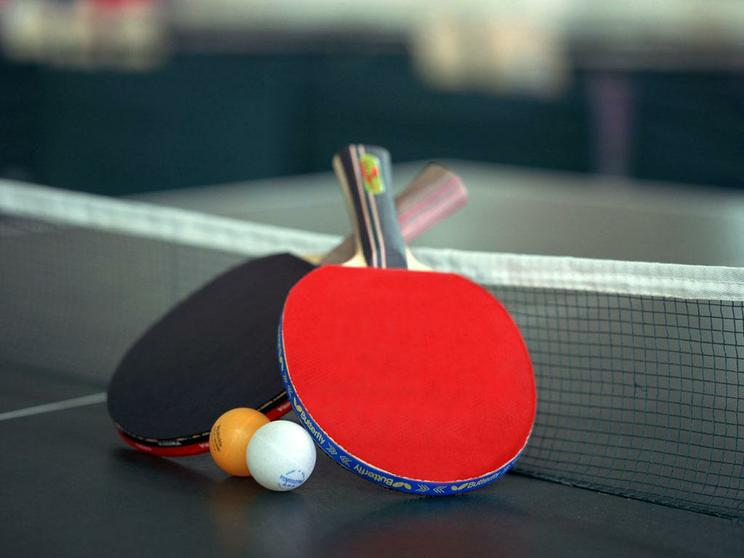 Table Tennis (Year 3 and 4)