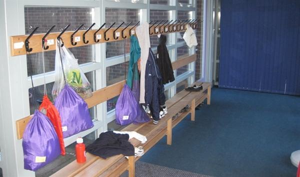 Tidy Cloakrooms!