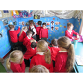 Exploring the role play area
