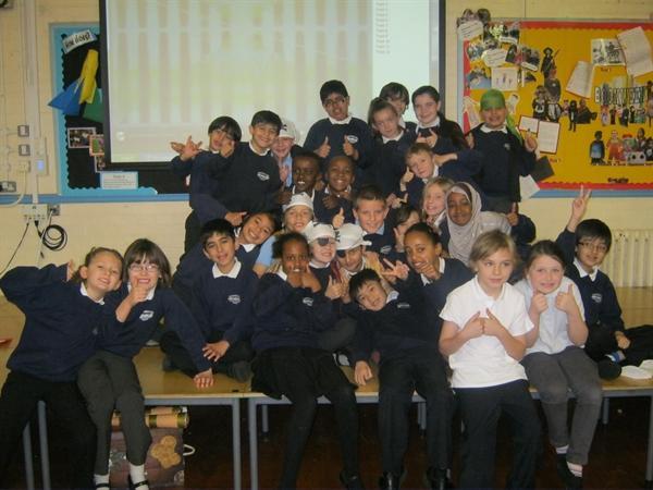 Kangaroo Class!