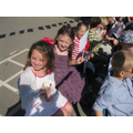 Rice lane Infant and Nursery celebrate in style