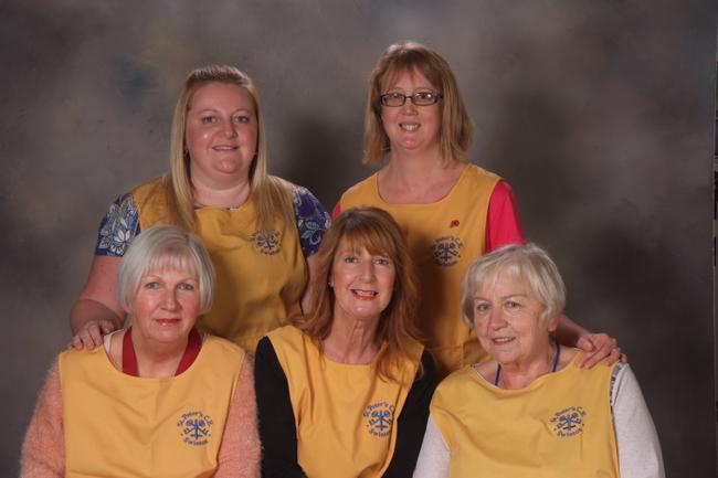 Lunchtime Welfare Team