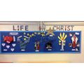 Life in Christ Display