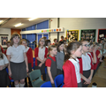 Young Voices choir - sounding fantastic!
