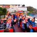 Open top bus tour of Llandudno