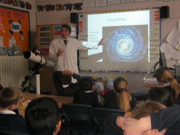 Science Week Workshop