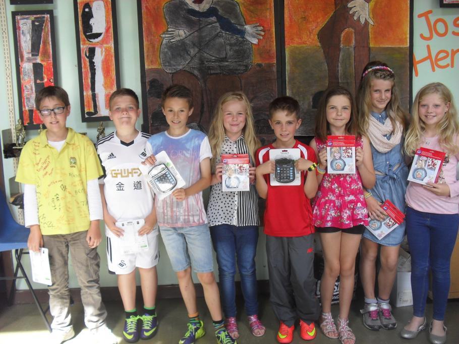 Disgyblion Blwyddyn 6 / Year 6 Pupils